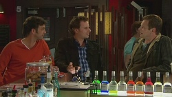 Malcolm Kennedy, Lucas Fitzgerald, Michael Williams in Neighbours Episode 6280