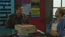 Rhys Lawson, Dane Canning in Neighbours Episode 6280