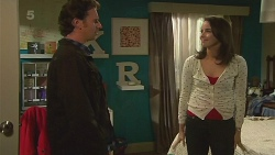 Lucas Fitzgerald, Kate Ramsay in Neighbours Episode 6281