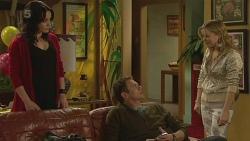 Emilia Jovanovic, Michael Williams, Natasha Williams in Neighbours Episode 6281