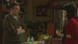 Michael Williams, Emilia Jovanovic in Neighbours Episode 6282