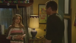 Natasha Williams, Michael Williams in Neighbours Episode 6282