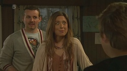Toadie Rebecchi, Sonya Mitchell, Callum Jones in Neighbours Episode 6282