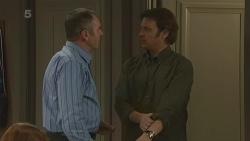 Karl Kennedy, Malcolm Kennedy in Neighbours Episode 6283