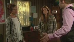Susan Kennedy, Sonya Mitchell, Toadie Rebecchi in Neighbours Episode 6283