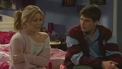 Natasha Williams, Chris Pappas in Neighbours Episode 6283