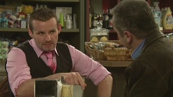 Toadie Rebecchi, Karl Kennedy in Neighbours Episode 6283