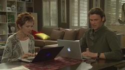 Susan Kennedy, Malcolm Kennedy in Neighbours Episode 6283