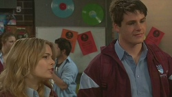 Natasha Williams, Chris Pappas in Neighbours Episode 6284