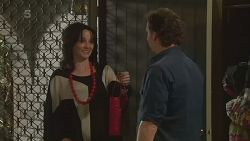 Emilia Jovanovic, Lucas Fitzgerald in Neighbours Episode 6284