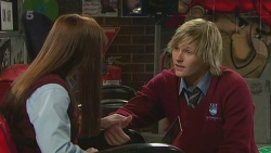 Summer Hoyland, Andrew Robinson in Neighbours Episode 6284