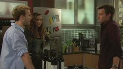 Dane Canning, Jade Mitchell, Rhys Lawson in Neighbours Episode 6285