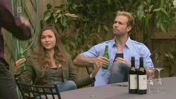 Jade Mitchell, Dane Canning in Neighbours Episode 6285