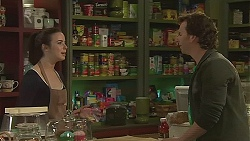 Kate Ramsay, Lucas Fitzgerald in Neighbours Episode 6285