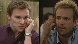 Rhys Lawson, Dane Canning in Neighbours Episode 6285