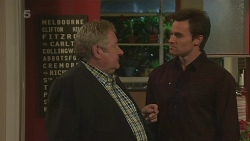 Martin Chambers, Rhys Lawson in Neighbours Episode 6285