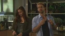 Jade Mitchell, Dane Canning in Neighbours Episode 6286