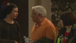 Noah Parkin, Lou Carpenter, Sophie Ramsay in Neighbours Episode 6286
