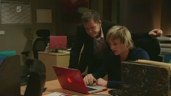 Paul Robinson, Andrew Robinson in Neighbours Episode 6286