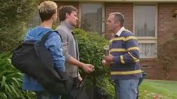 Dane Canning, Rhys Lawson, Karl Kennedy in Neighbours Episode 6287