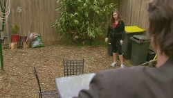 Jade Mitchell, Malcolm Kennedy in Neighbours Episode 6287