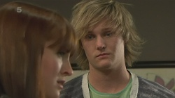 Summer Hoyland, Andrew Robinson in Neighbours Episode 6287