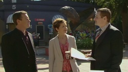 Paul Robinson, Susan Kennedy, Toadie Rebecchi in Neighbours Episode 6289