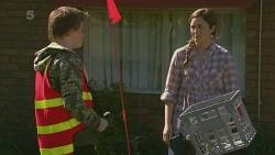Callum Jones, Sonya Mitchell in Neighbours Episode 6290