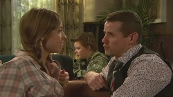 Sonya Mitchell, Callum Jones, Toadie Rebecchi in Neighbours Episode 6291
