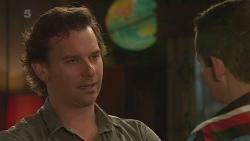 Lucas Fitzgerald, Toadie Rebecchi in Neighbours Episode 6291