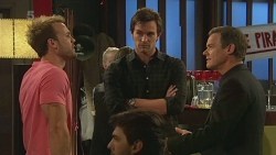 Dane Canning, Rhys Lawson, Paul Robinson in Neighbours Episode 6292