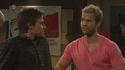 Rhys Lawson, Dane Canning in Neighbours Episode 6292