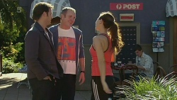 Malcolm Kennedy, Karl Kennedy, Jade Mitchell in Neighbours Episode 6293