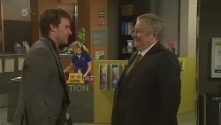 Rhys Lawson, Martin Chambers in Neighbours Episode 6293
