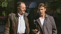 Karl Kennedy, Malcolm Kennedy in Neighbours Episode 6293