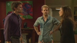 Rhys Lawson, Dane Canning, Jade Mitchell in Neighbours Episode 6293