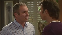 Karl Kennedy, Malcolm Kennedy in Neighbours Episode 6294