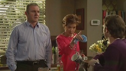 Karl Kennedy, Susan Kennedy, Malcolm Kennedy in Neighbours Episode 6294