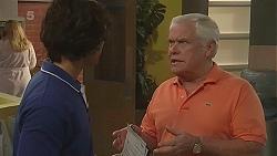 Aidan Foster, Lou Carpenter in Neighbours Episode 6295