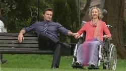 Rhys Lawson, Elaine Lawson in Neighbours Episode 6295