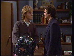 Scott Robinson, Paul Robinson in Neighbours Episode 0306