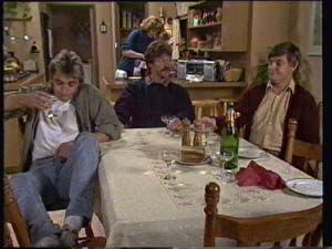 Shane Ramsay, Alex Carter, Madge Bishop, Tom Ramsay in Neighbours Episode 0306