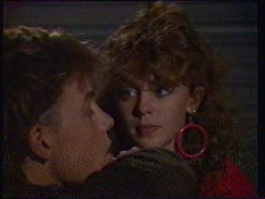 Scott Robinson, Charlene Mitchell in Neighbours Episode 0306