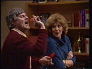 Tom Ramsay, Madge Bishop in Neighbours Episode 0306