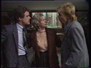 Helen Daniels, Paul Robinson, Scott Robinson in Neighbours Episode 0309