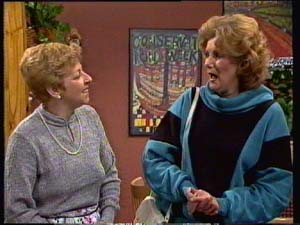 Eileen Clarke, Madge Bishop in Neighbours Episode 0309