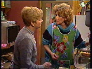 Eileen Clarke, Madge Mitchell in Neighbours Episode 0310