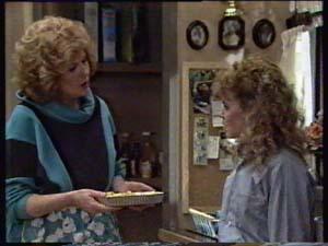 Madge Bishop, Charlene Mitchell in Neighbours Episode 0311