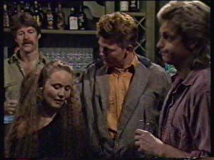Alex Carter, Barry Dean, Shane Ramsay in Neighbours Episode 0311