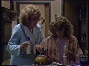 Charlene Mitchell, Madge Bishop in Neighbours Episode 0311